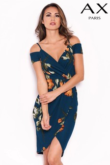 AX Paris Floral Print Dress
