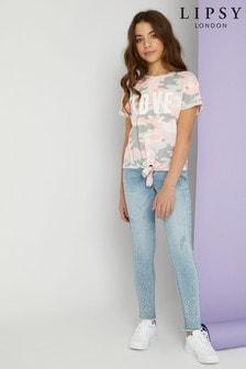 Lipsy Girl Embellished Jean