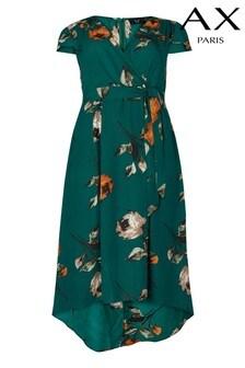 AX Paris Curve Floral Midi Dress