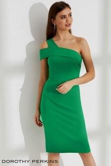 Dorothy Perkins One Shoulder Bodycon Dress