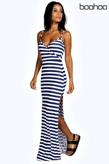 Boohoo Cami Maxi Dress