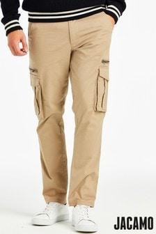 Jacamo Tapered Cargo Trouser