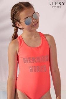 Lipsy Girl Mermaid Vibes Swimsuit