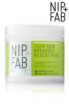 Nip+Fab Teen Skin Blemish Fighting Pads 60 Pads