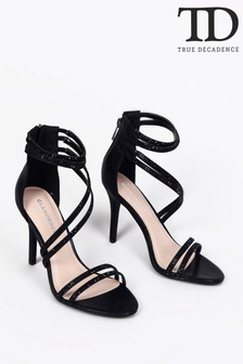 True Decadence Wrap Around Sandal