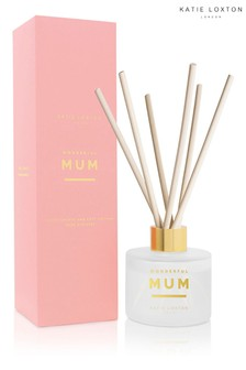 Katie Loxton Sentiment Reed Diffuser   Wonderful Mum   White Orchid and Soft Cotton  100ml
