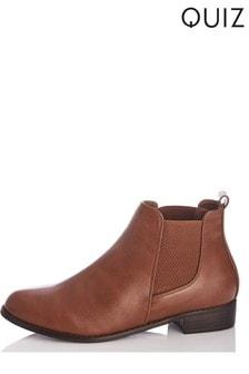 Quiz Chelsea Ankle Boots