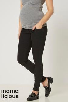 Mamalicious Maternity Skinny Jeans
