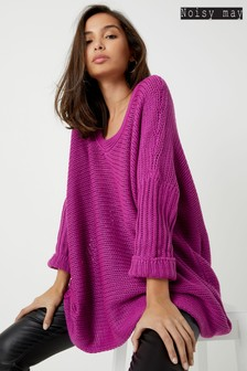 07f3b0a2f88 Noisy May Knitted Pullover