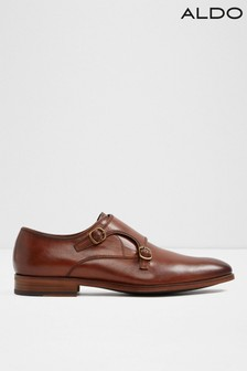 Aldo Leather Derby Loafers