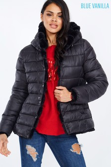 Blue Vanilla Padded Jacket