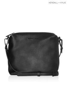 Kendall & Kylie Callie Soft Vegan Leather Crossbody Bag