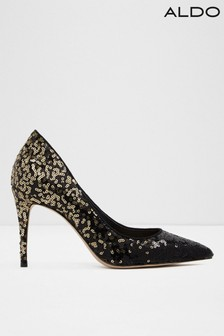 Aldo Pointed Toe Court Heels
