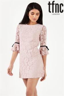 tfnc Lace Tunic Dress