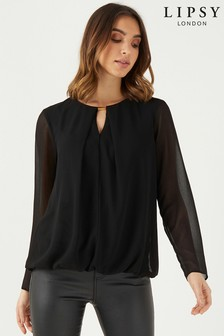 aca6f6301ef177 Lipsy Tops | Lipsy Lace & Cold Shoulder Tops For Women | Next AU