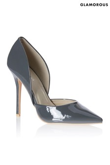 Glamorous Two-part Court Shoes