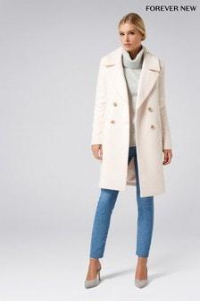 Forever New Overcoat