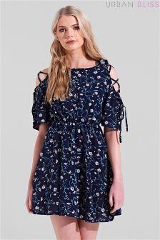 Urban Bliss Atlanta Lace Shoulder Dress