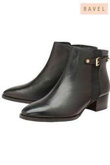Ravel Block Heel Boots