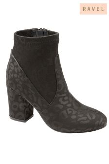 Ravel Ankle Sock Boots