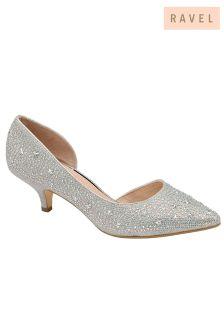 Ravel Sequin Shoes