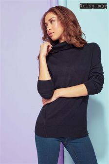 Noisy May Long Sleeve Knit Jumper