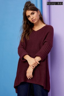Noisy May Oversize Knit Jumper