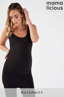 Mamalicious Maternity one size stretch tank top'