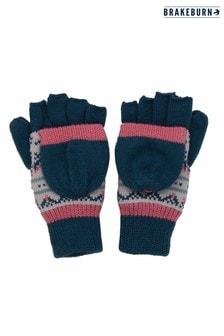 Brakeburn Fair Isle Gloves