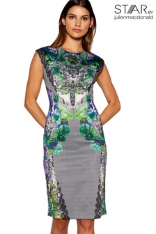 Star By Julien MacDonald Orchid Print Dress