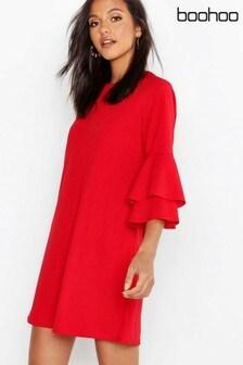 06083d72fa7c Boohoo Dresses For Women | Boohoo Work & Casual Dresses | Next