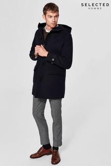 Selected Homme Duffel Wool Coat