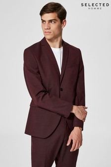 Selected Homme Slim Fit Suit Jacket