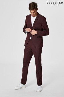 Selected Homme Slim Fit Suit Trousers