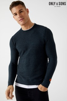 Only & Sons Long Sleeve Jumper