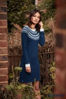 Brakeburn Fairisle Dress