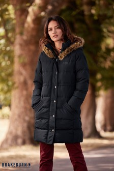 Brakeburn Long Insulated Coat