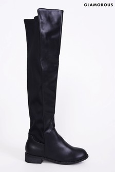 Glamorous Classic Knee High Boots