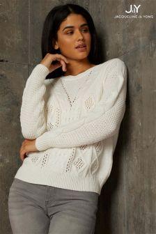 JDY Long Sleeve Pullover