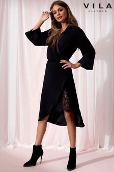 Vila Wrap Dress