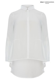 Only Carmakoma High Low Shirt