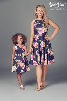 Want That Trend Mummy And Me Floral Dress