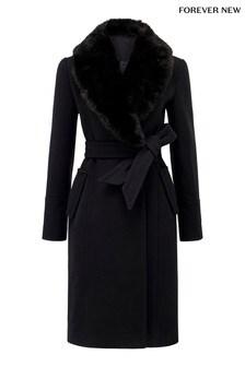 Forever New Maxi Coat