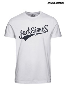 Jack & Jones Logo Traffic Tee