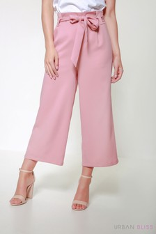 Urban Bliss Paperbag Culotte Trouser