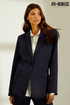 4th & Reckless Relaxed Blazer