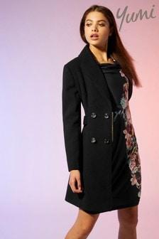 Yumi Pea Coat