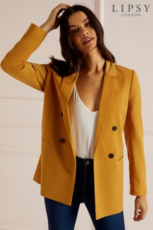 Lipsy Tailored Longline Blazer
