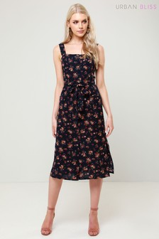 Urban Bliss Floral Midi Dress