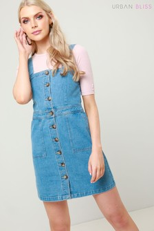 Urban Bliss Pinafore Dress